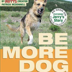 Be More Dog Book Cover Front