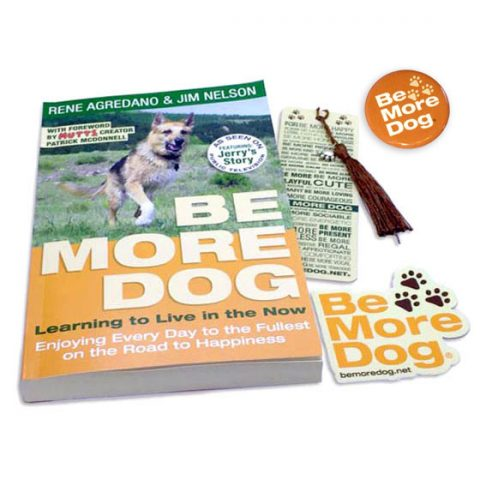 be more dog gift package