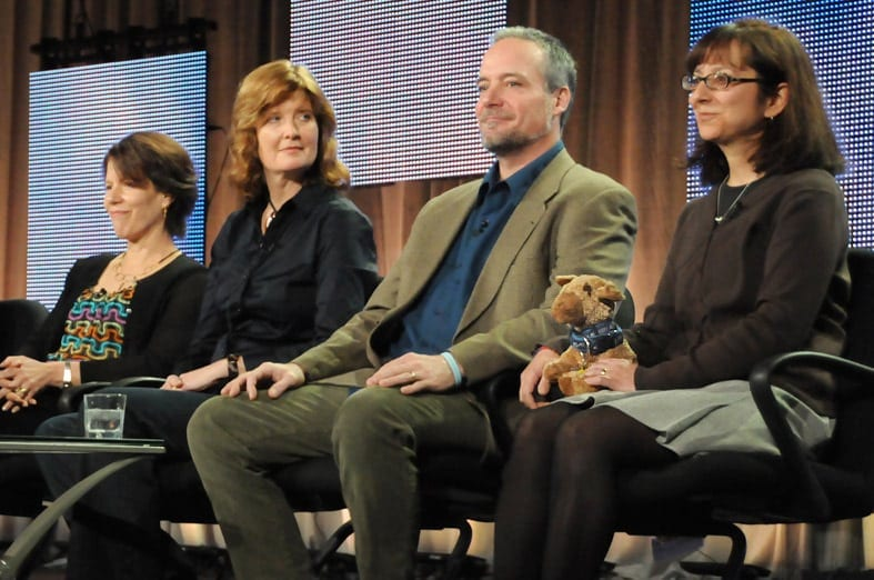 PBS Nature Press Conference