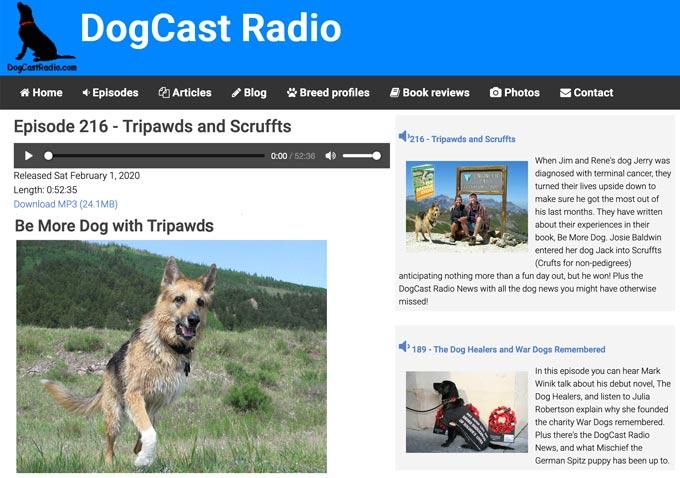dogcast radio