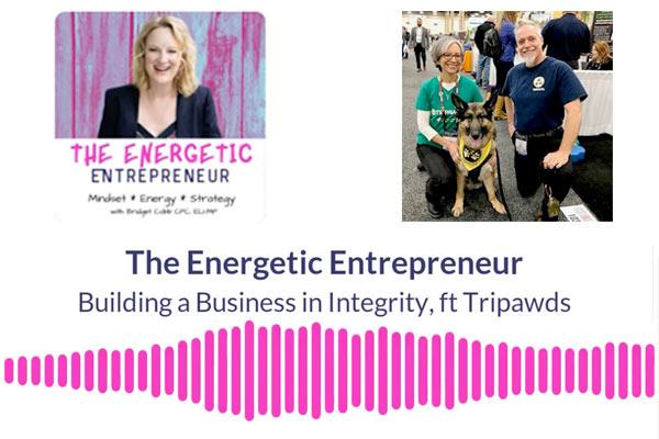 energetic entrepreneur