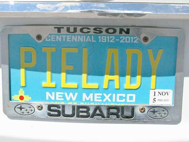 pie lady of pietown