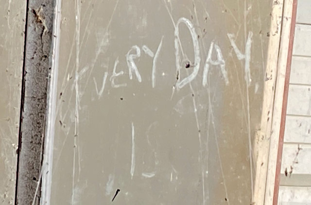 every day is a great day