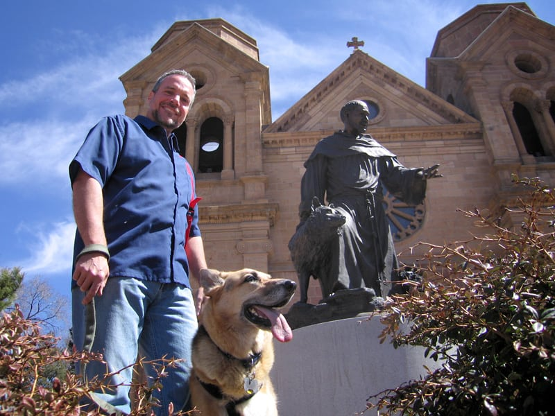 Jerry and Sait Francis